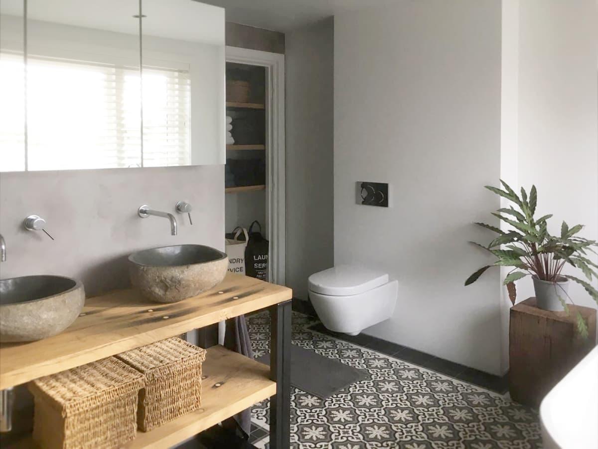 Hoe Badkamer Inrichten : Een badkamer inrichten inspiratie tips destijdsch